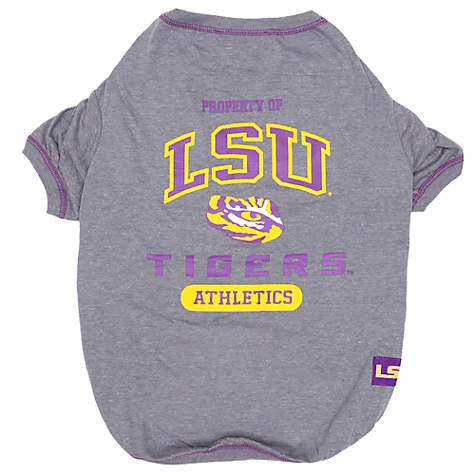 Pets First LSU Tigers T-Shirt