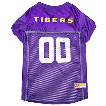 Pets First LSU Tigers Mesh Jersey