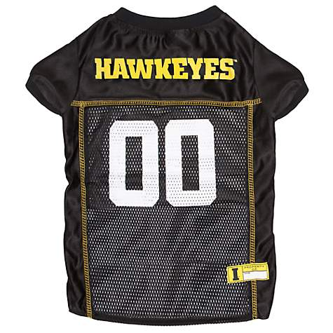 7bab13ac19d Pets First Iowa Hawkeyes NCAA Mesh Jersey For Dogs