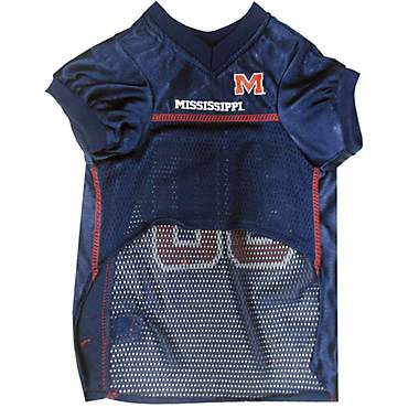 Pets First Illinois Fighting Illini NCAA Mesh Jersey for Dogs