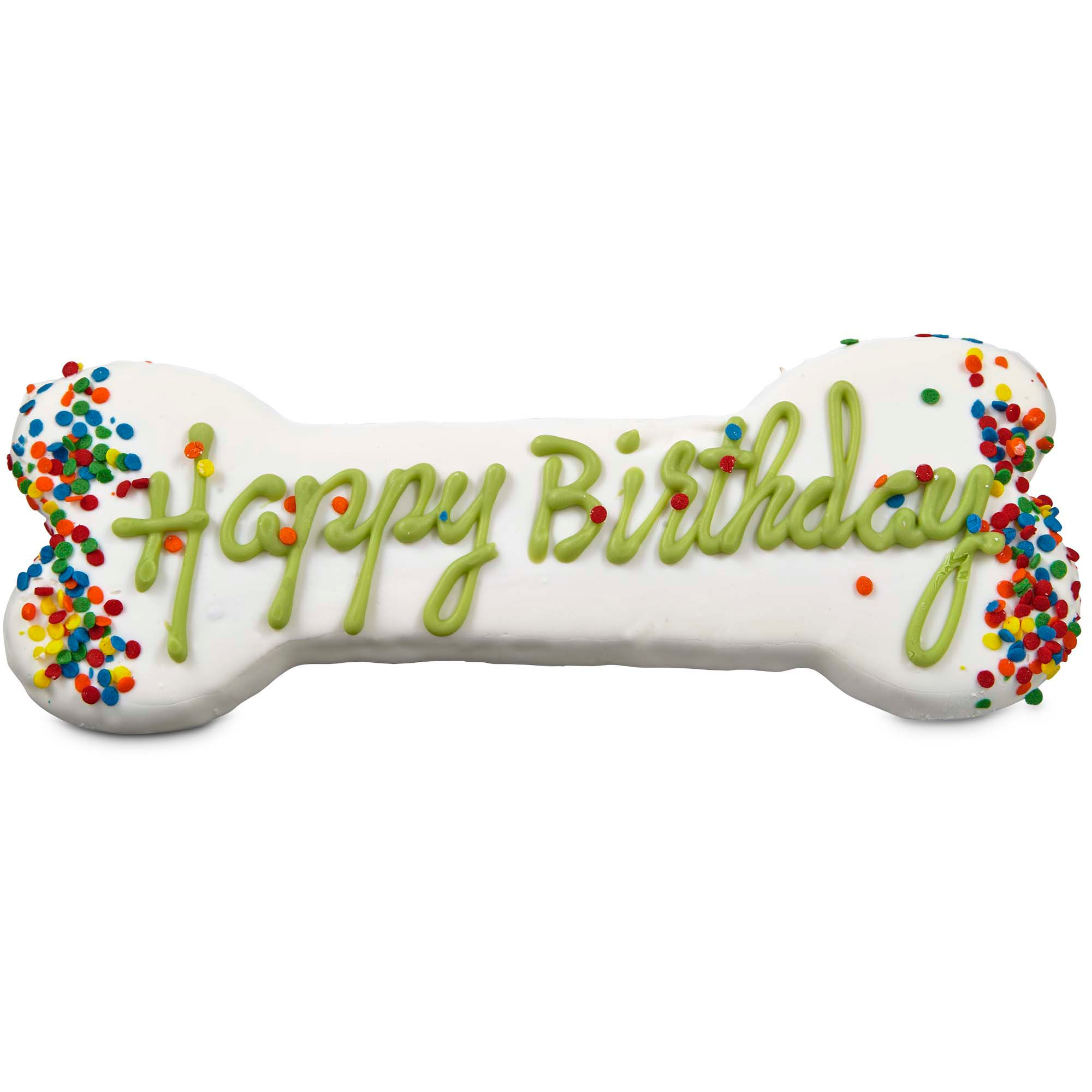 Good Lovin' Happy Birthday Cookie Dog Treat | Petco