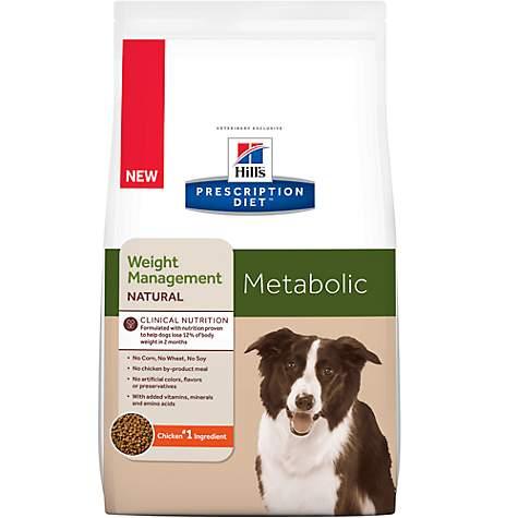 Hills Metabolic Weight Management Dog Food