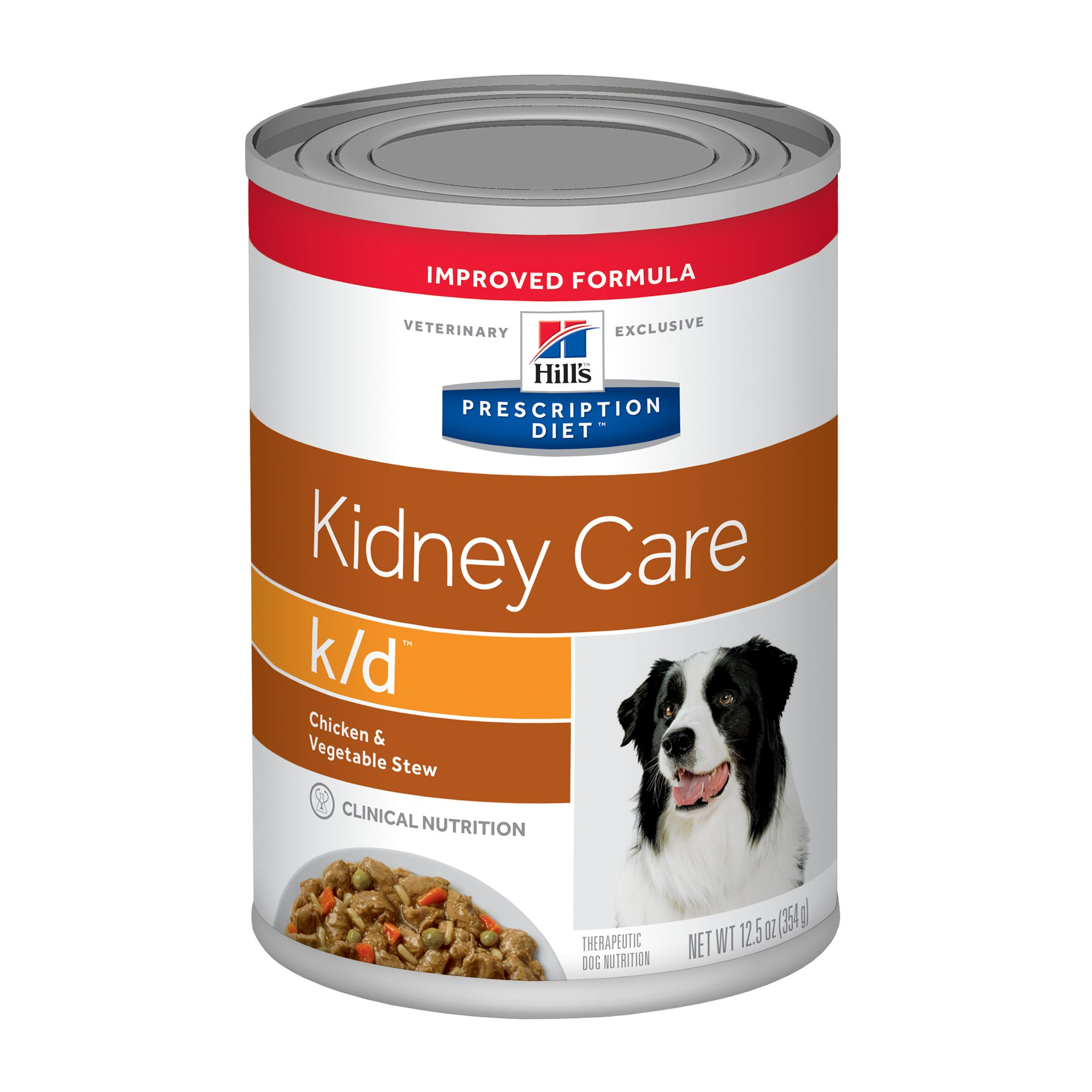 Hill's Prescription Diet K/d Kidney Care Beef & Vegetable
