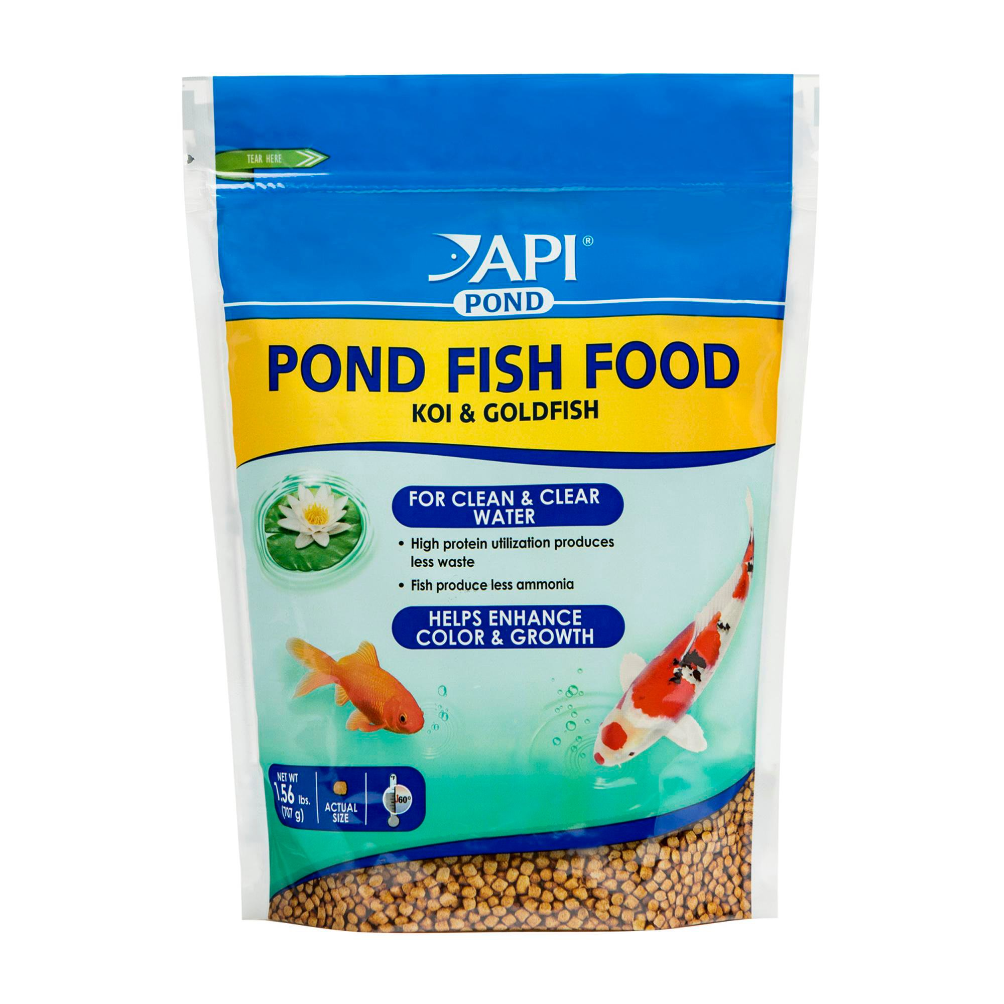 Api Pond Fish Food Petco