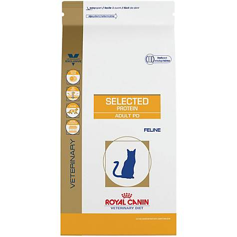 royal canin veterinary diet selected protein feline