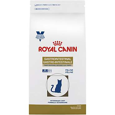 Royal Canin Veterinary Diet Feline Gastrointestinal Fiber Response Dry Cat Food
