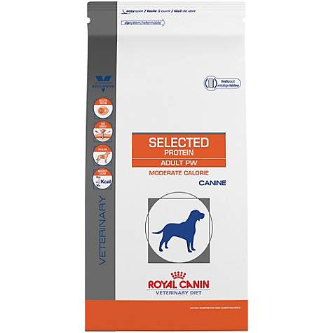 royal canin selected protein diet