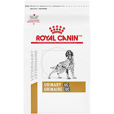 Royal Canin Veterinary Diet Canine Urinary UC Low Purine Dry Dog Food