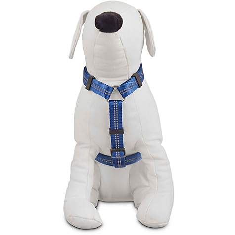 Good2Go Reflective Adjustable Dog Harness in Blue