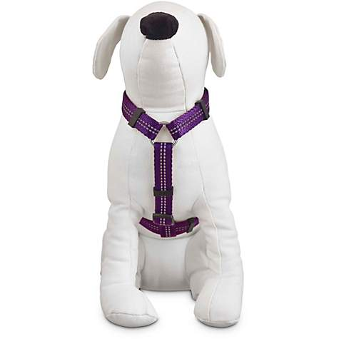 Good2Go Reflective Adjustable Dog Harness in Purple