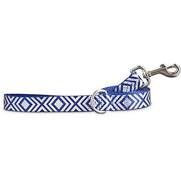 Good2Go Reflective Blue Diamond Dog Leash