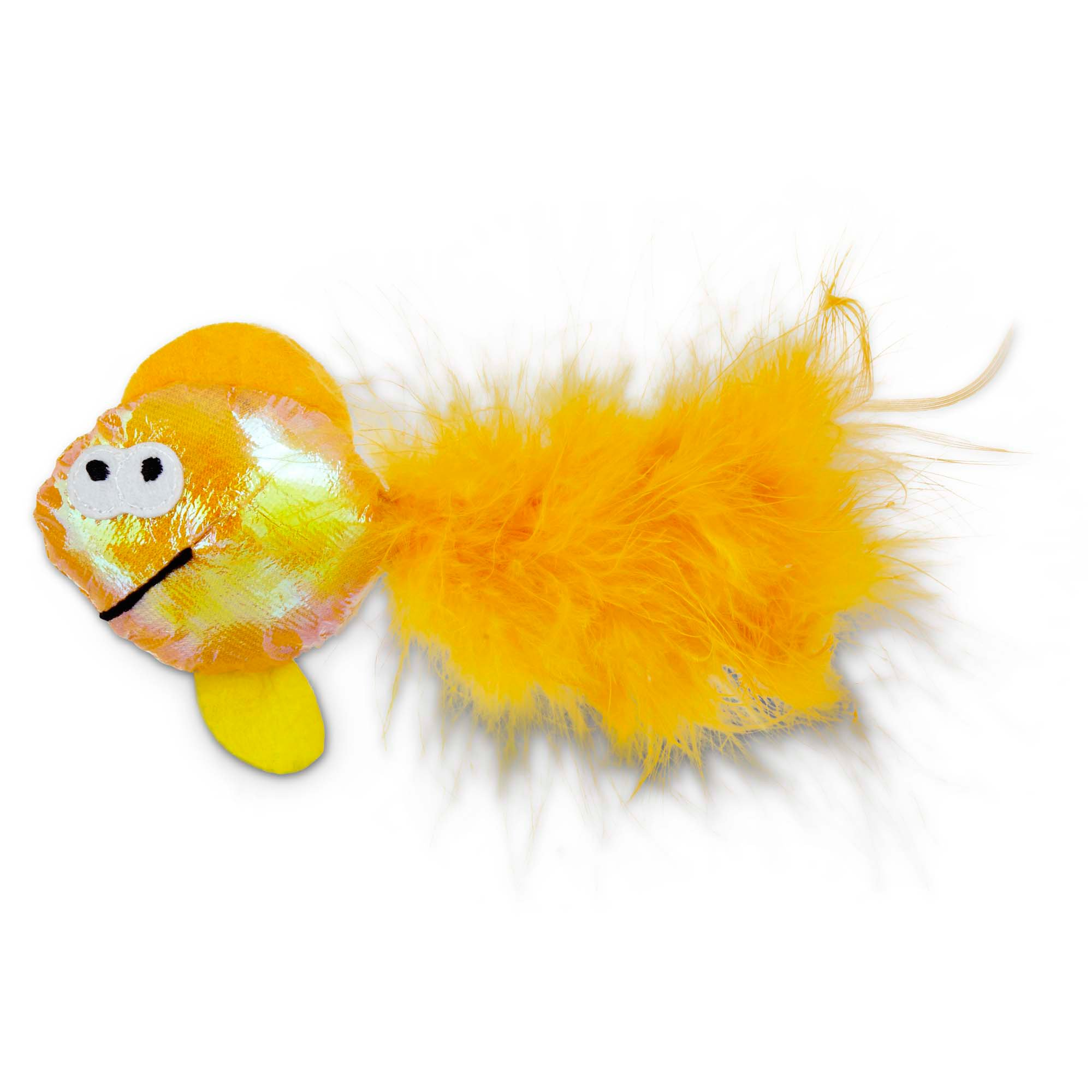 Leaps bounds fish cat toy petco for Fish cat toy