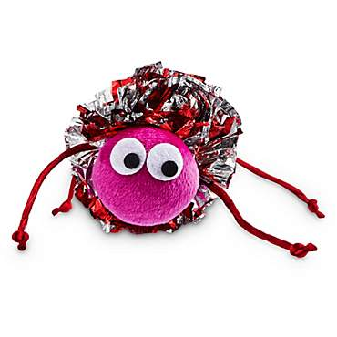 Leaps & Bounds Monster Mylar Cat Toy