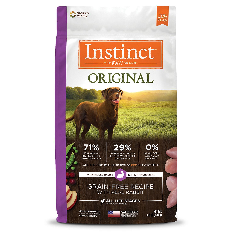 Dog Food Prairie Instinct