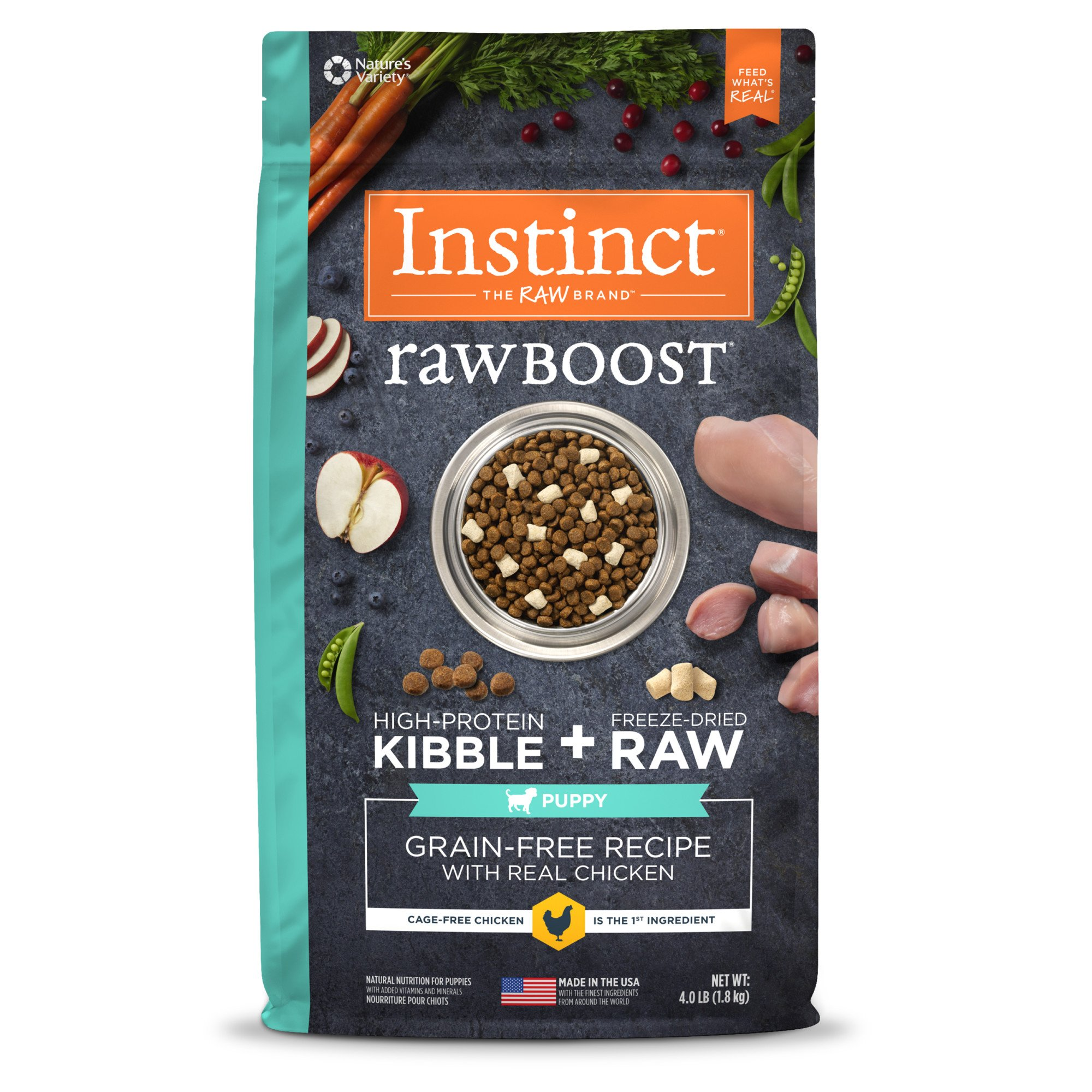 instinct kitten food