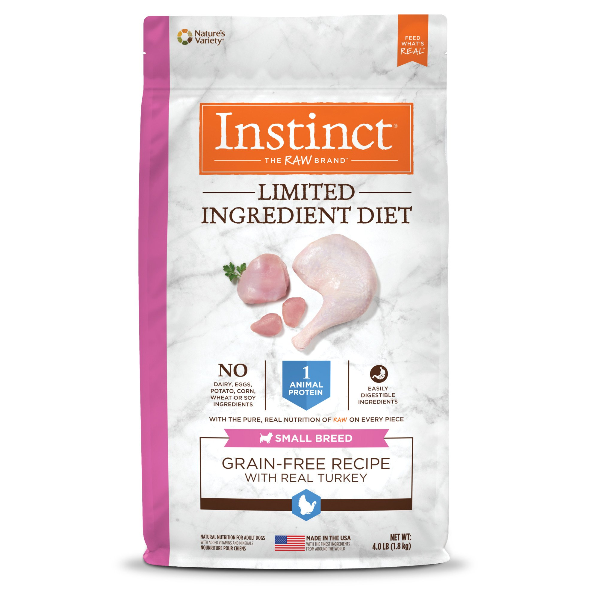 Nature S Variety Instinct Limited Ingredient Can