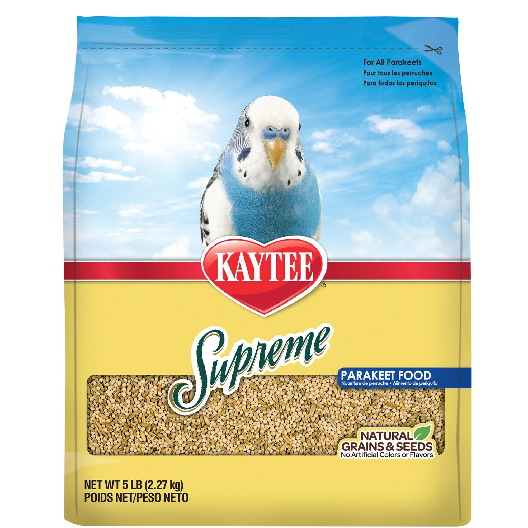 Kaytee Supreme Daily Blend Parakeet Food | Petco | Tuggl