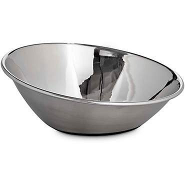 Harmony Stainless Steel Wok Cat Bowl