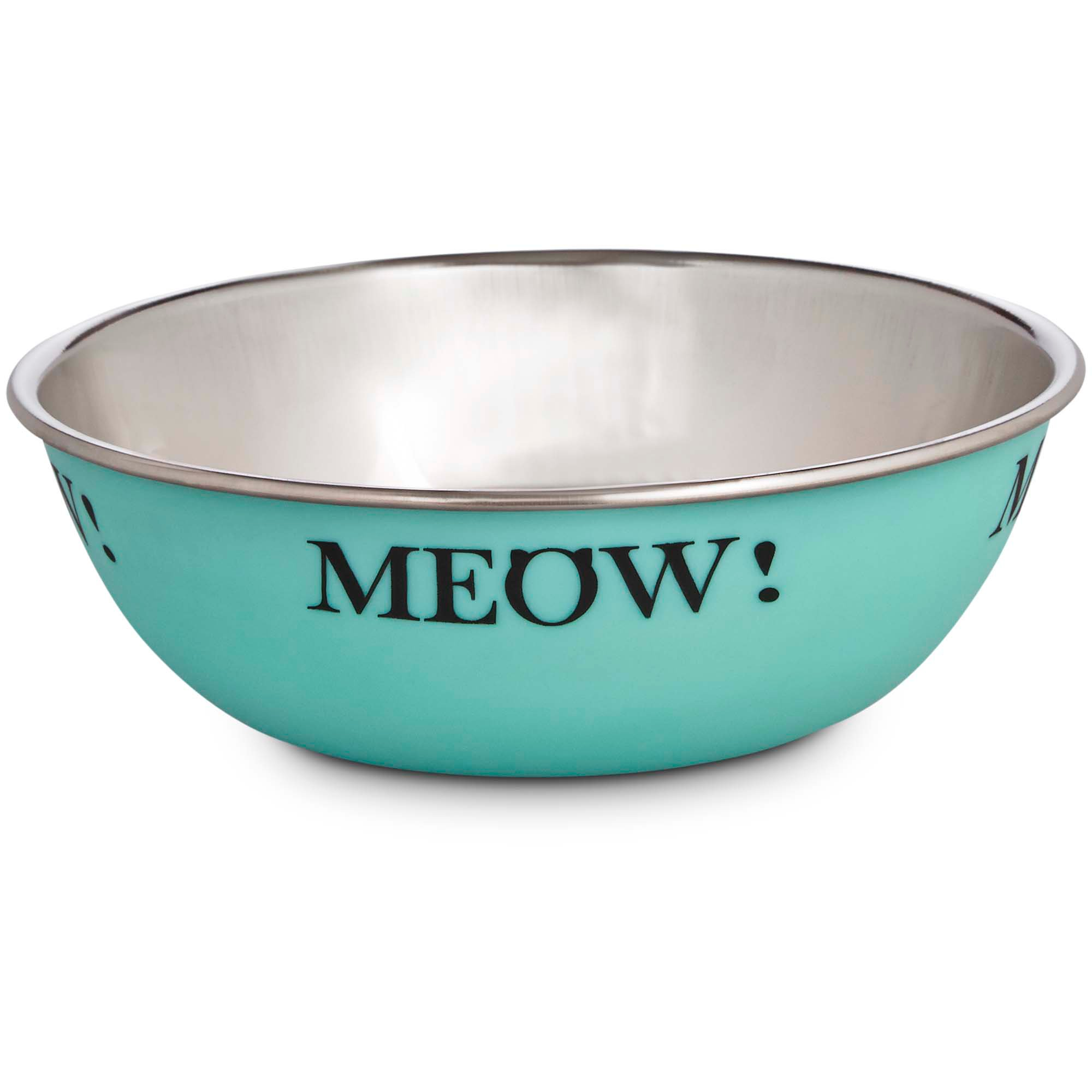 Harmony Mint Stainless Steel Cat Bowl Petco