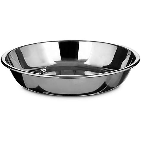 Bowlmates Stainless Steel Cat Bowl Insert Petco