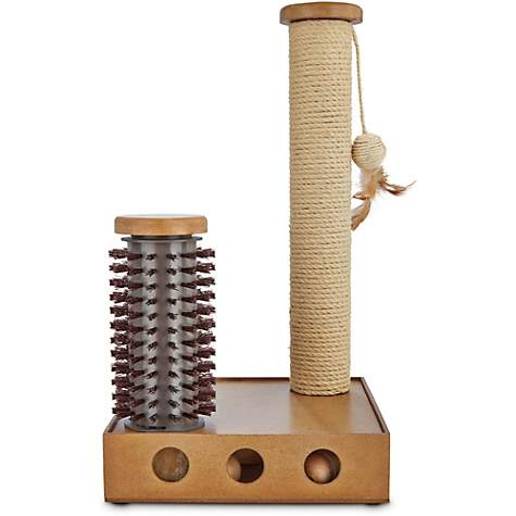 You Me Play And Groom Cat Scratcher 198 H