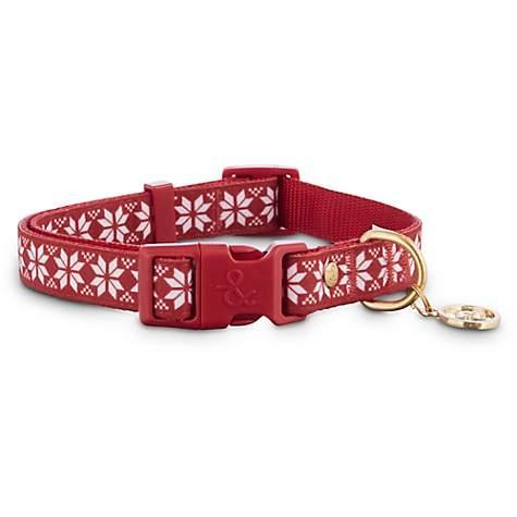 Time for Joy Fair Isle Dog Collar | Petco
