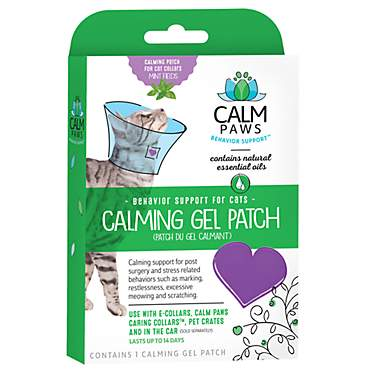 Calm Paws Cat Calming Gel Patch