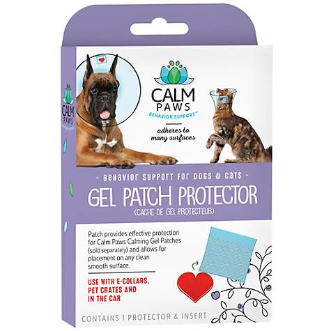 Calm Paws Calming Patch Protector