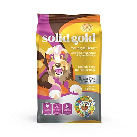 Grain Free Dog Food Solid Gold