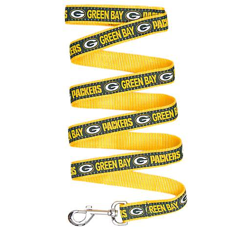 Pets First Green Bay Packers Leash