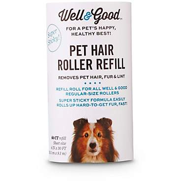 Well & Good Regular-Size Pet Hair Roller Refill