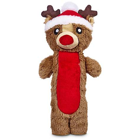 Time for Joy Reindeer Stick Dog Toy