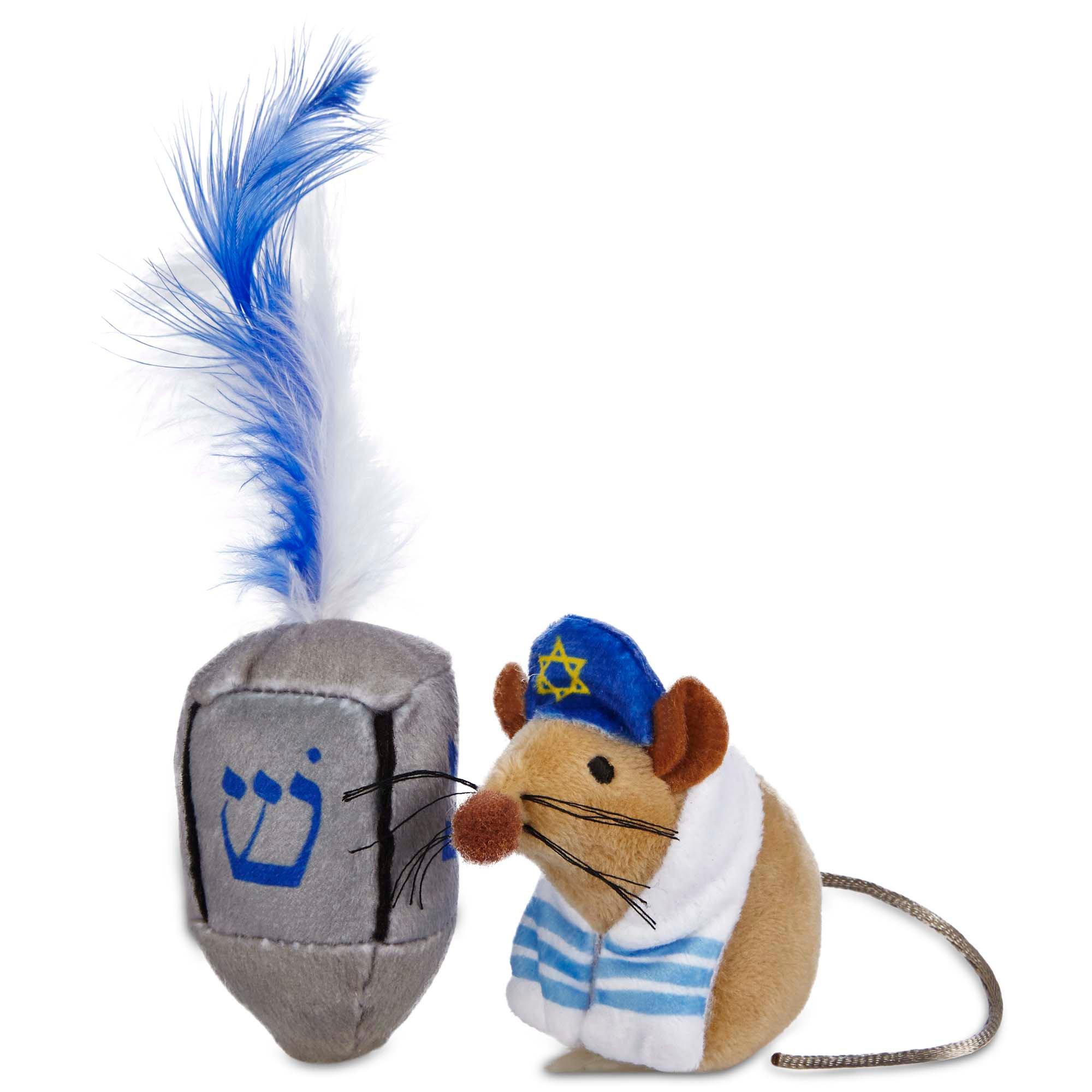 Christmas & Hanukkah Cat Toys & Gift