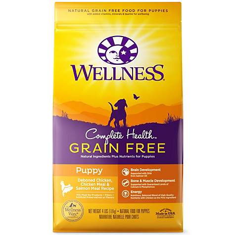 Wellness Complete Health Grain Free Puppy Deboned Chicken