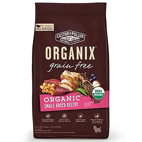 Organix Grain Free Small Breed Dog Food