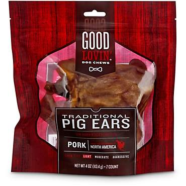 Good Lovin' Pig Ear Dog Chew