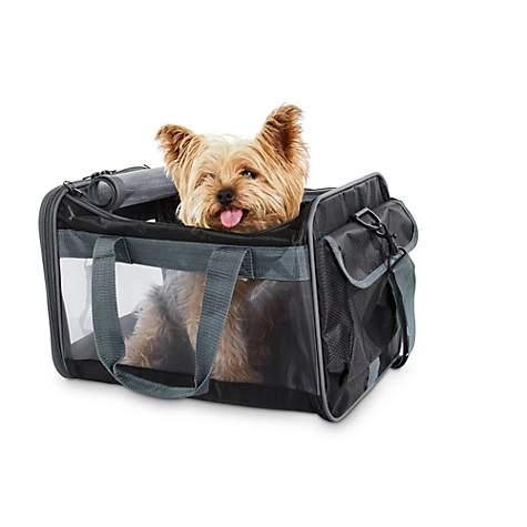 5b814511bd4d Good2Go Basic Pet Carrier in Black
