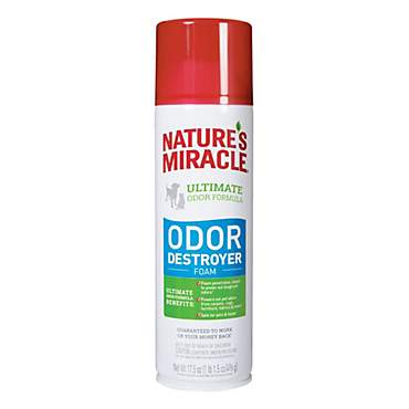 Nature's Miracle 3 in 1 Odor Destroyer Foam