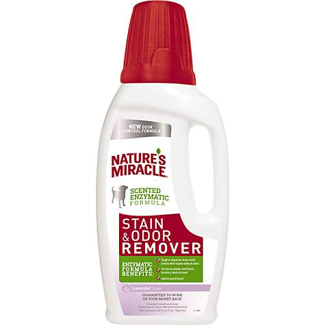 Nature's Miracle Lavender Scented Stain & Odor Remover