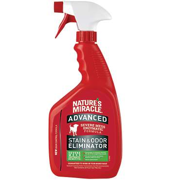 Nature's Miracle New Formula Advanced Stain & Odor Remover