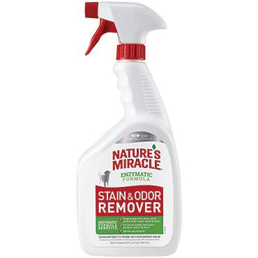 Nature's Miracle New Formula Stain & Odor Remover Spray