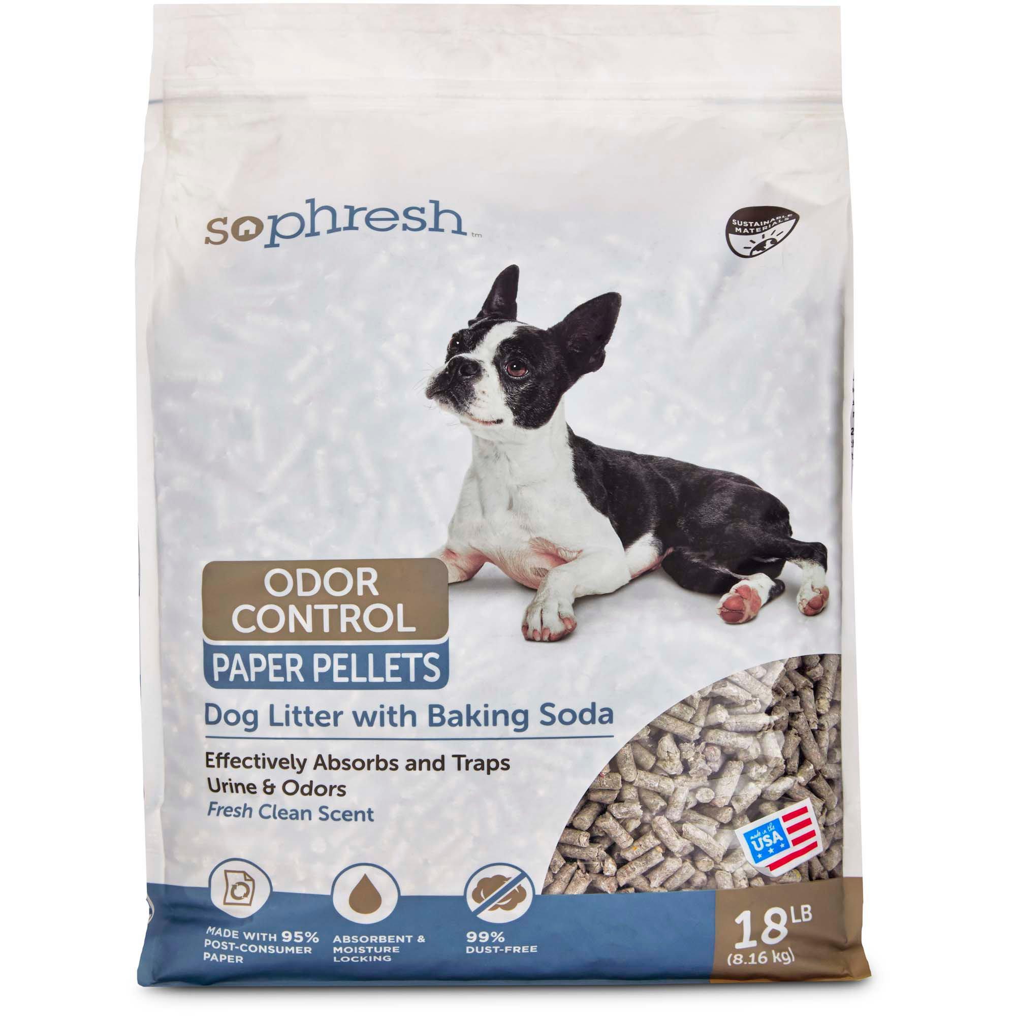 so phresh dog litter with odor control paper petco. Black Bedroom Furniture Sets. Home Design Ideas