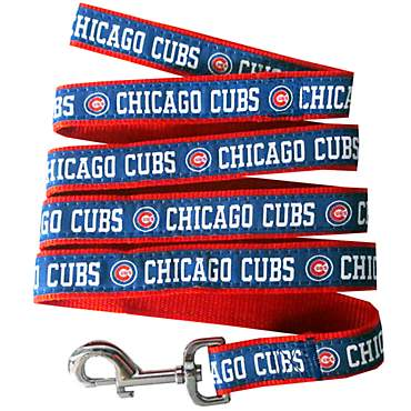 Pets First Chicago Cubs Leash