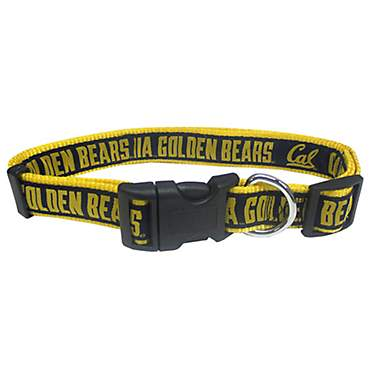 Pets First Cal Berkeley Golden Bears Collar