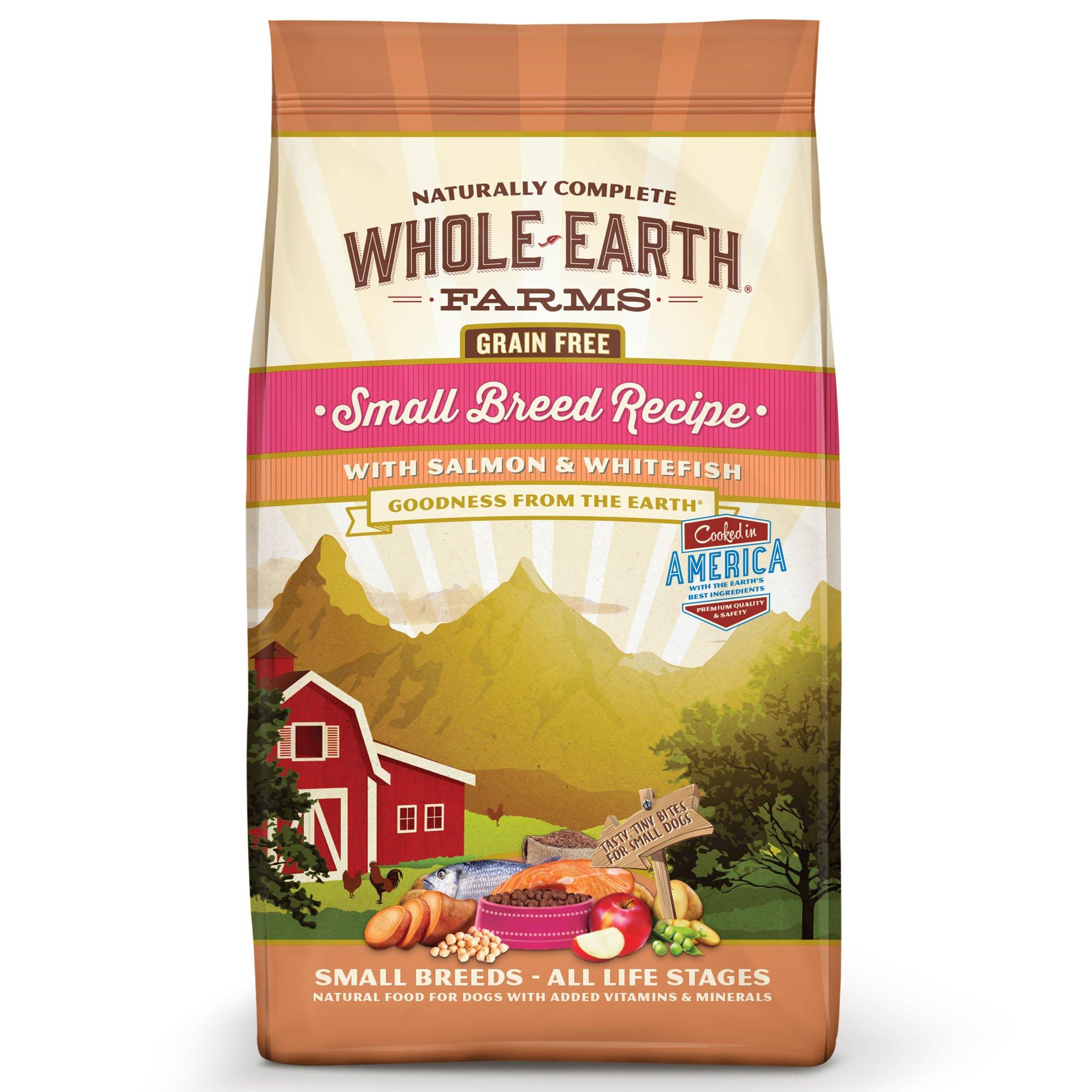 Petco Whole Earth Dog Food