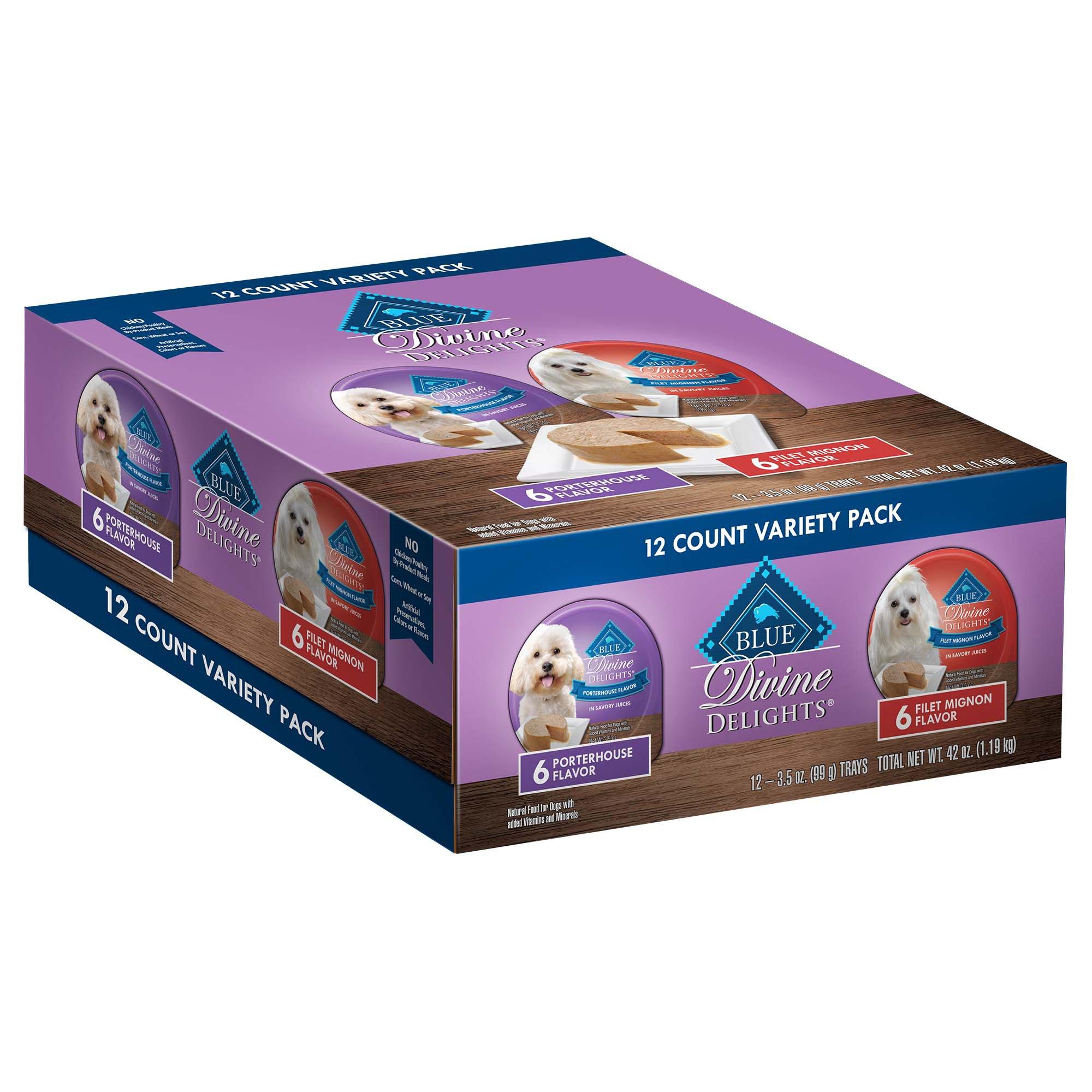 Dry Dog Food Variety Pack