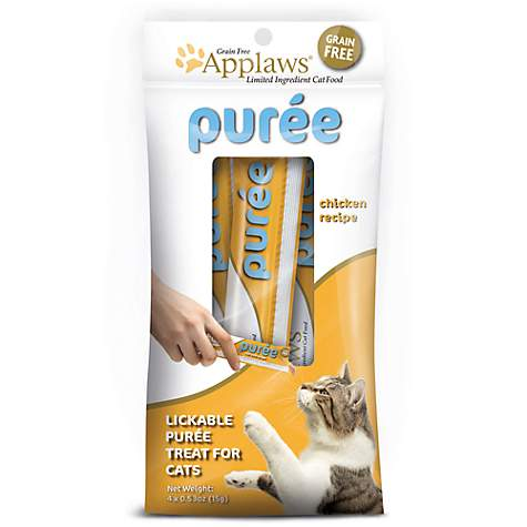 Applaws Chicken Puree Cat Treats