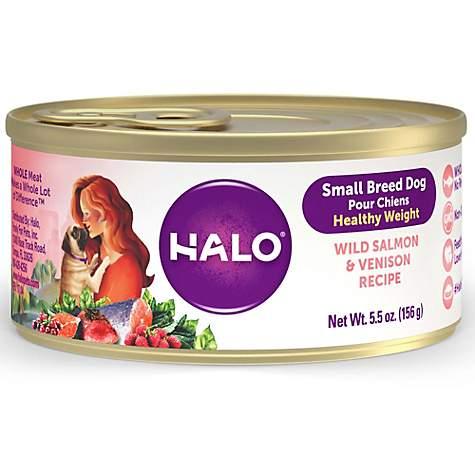 Halo Dog Food Healthy Weight