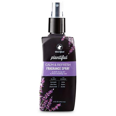 Well & Good Plantiful Calm & Refresh Lavender Fragrance Dog Spray