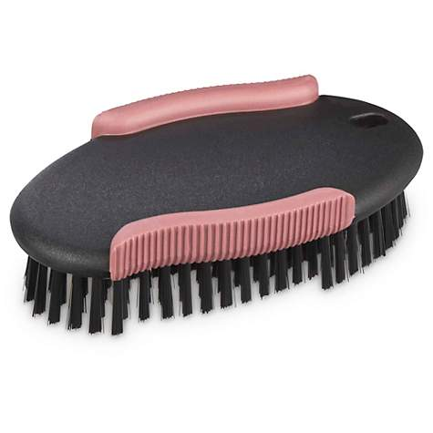 Well & Good Rose Gold Bristle Dog Brush